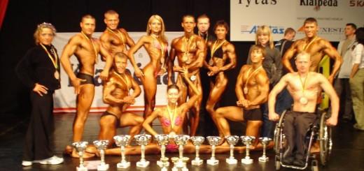 Lietuvos čempionatas Klaipėdoje 2006 m.