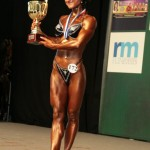 Pasaulio moterų kultūrizmo ir fitneso čempionatas Ispanijoje, 2008 m.