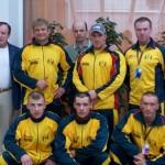 Europos kultūrizmo čempionatas Bratislavoje 2006 m.
