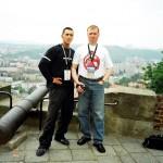 Europos pirmasis jaunimo čempionats Čekijoje 2003 m.
