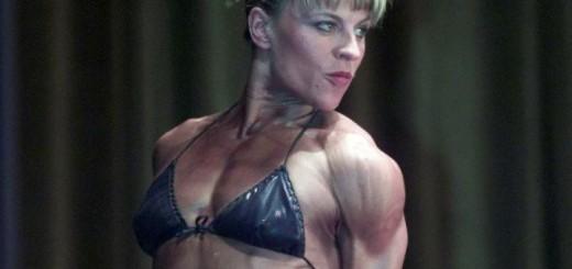 Greta Malinauskienė 2001 m. Lietuvos čempionė
