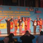 Jaunimo ir veteranų čempionatas Lenkijoje, 2005 m.