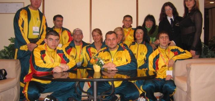 Jaunimo kultūrizmo ir fitneso čempionatas Vengrijoje, 2005 m.