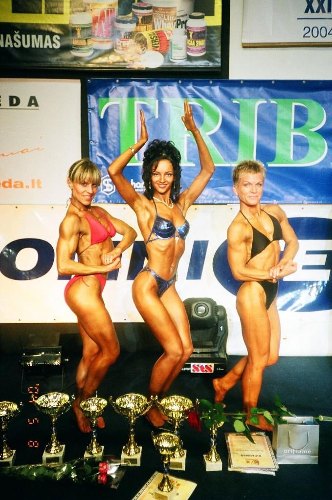Lietuvos čempionatas Marijampolėje 2004 m.