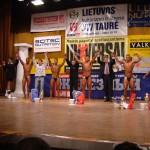 Lietuvos Taurė 2004 m. Jurbarkas