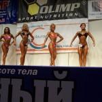 Tauragės apskrities kultūrizmo ir fitneso pirmenybės Olimpo taurei laimėti, 2007 m.