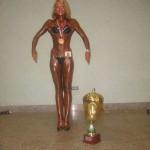 Pasaulio kultūrizmo jaunimo ir veteranų čempionatas 2006 m.