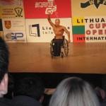 WFF Gintarinio prizo varžybos Klaipėdoje