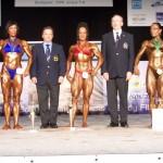Europos Jaunimo ir veteranų čempionatas Budapešte (Vengrija) 2008 m.