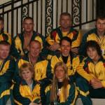 Europos jaunimo ir veteranų čempionatas Rumunijoje, 2009 m.