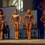 Europos moterų kultūrizmo ir fitneso čempionatas Tiumenėje, 2011 m.