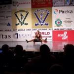 WFF Pasaulio kultūrizmo ir fitneso mėgėjų bei profesionalų čempionatas Vilniuje 2007 m.