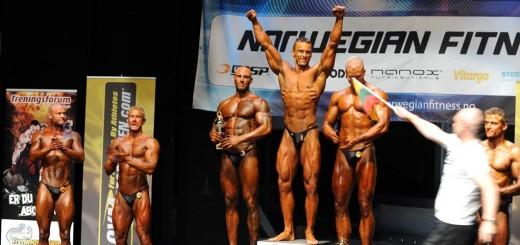 Tarptautinės kultūrizmo ir fitneso varžybos Grand Prix Oslas- 2011