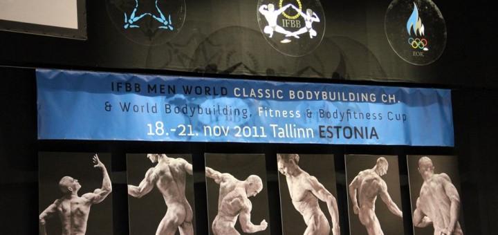 Klasikinio kultūrizmo Pasaulio čempionatas Estijoje 2011 m.