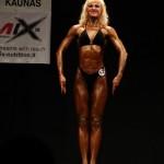 Lietuvos kultūrizmo ir fitneso čempionatas Kaune, 2012 m..