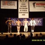 Lietuvos kultūrizmo ir fitneso čempionatas Tauragėje 2009 m.