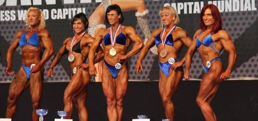 Pasaulio jaunimo ir veteranų kultūrizmo ir fitneso čempionatas Ispanijoje