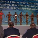 Pasaulio kultūrizmo čempionatas Antalijoje, 2010 m.