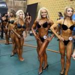 Pasaulio IFBB moterų kultūrizmo ir fitneso čempionatas Serbijoje