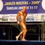 """Neolimpinių sporto šakų žaidynės """"Saulės miestas 2009""""."""