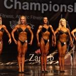 Europos moterų čempionatas Kroatijoje, 2012 m.