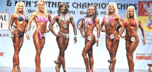 Pasaulio moterų kultūrizmo ir fitneso IFBB čempionatas