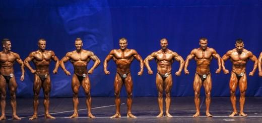 IFBB Europos čempionatas Moldovoje, 2013 m.