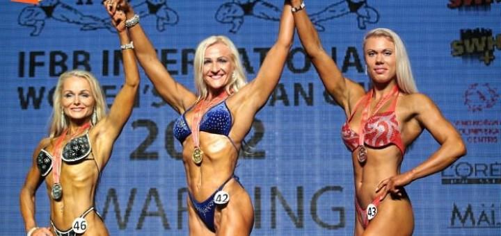 "Kultūrizmo ir fitneso sporto festivalis ""Riga Pearl 2012"""