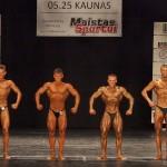 XXXIII Lietuvos kultūrizmo ir fitneso čempionatas