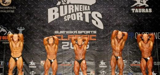 Burneika sports classic 2015