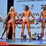 Latvijos čempionatas Rygoje, 2015 m.