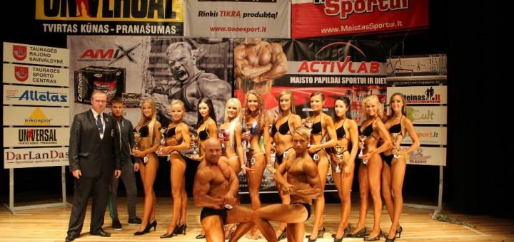 Lietuvos 23 taurė Tauragėje 2013 m.