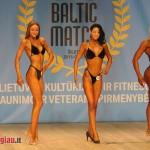 Lietuvos jaunučių, jaunių, jaunimo ir veteranų kultūrizmo, fitneso, bikinio pirmenybės Šilutėje.