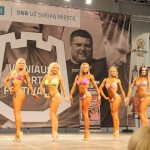 Tarptautinis sporto festivalis Vilniuje, 2014 m.