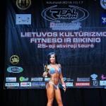 XXV Lietuvos kultūrizmo ir fitneso taurės varžybos Kaune